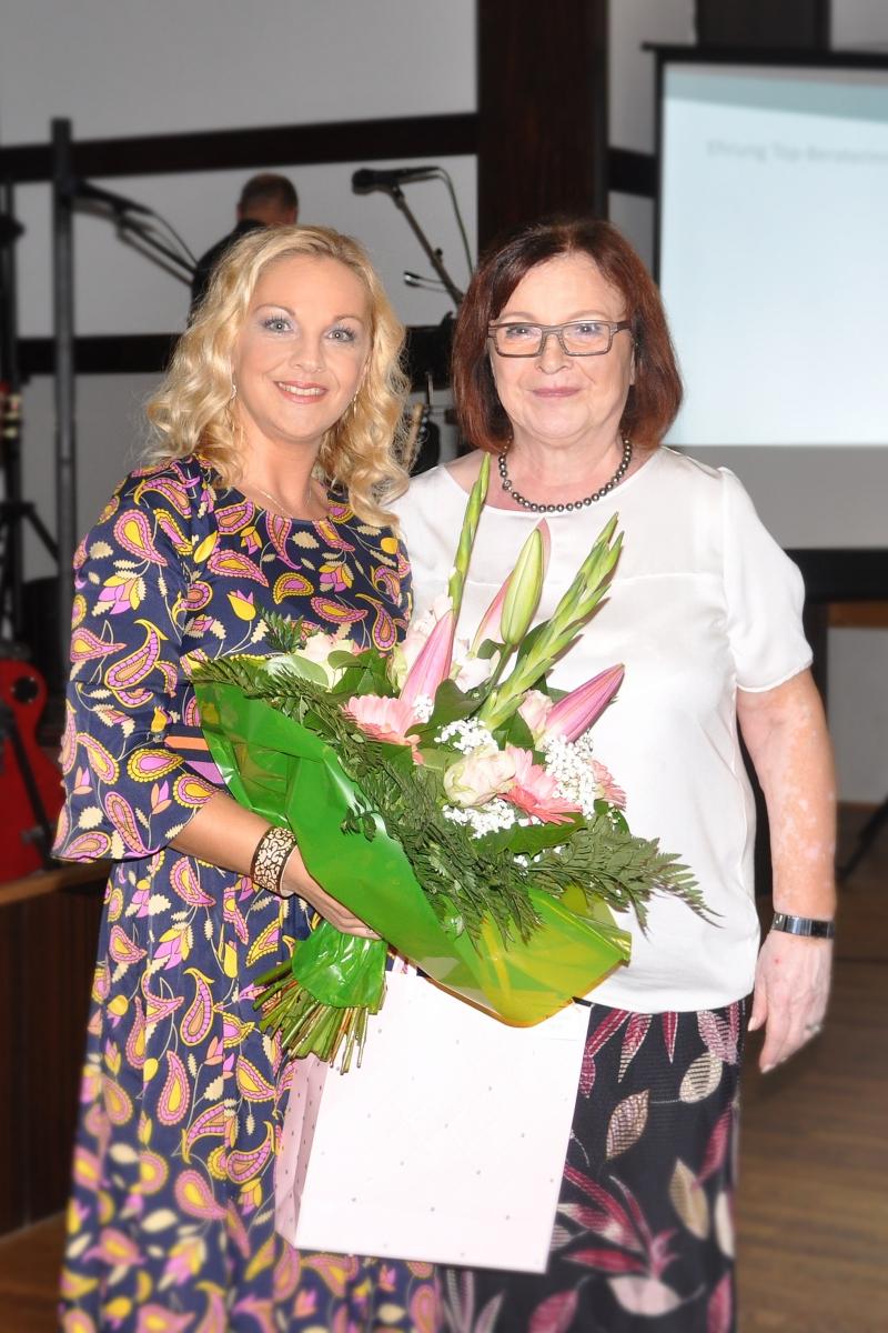 Top-Beraterin Ingrid Preishuber