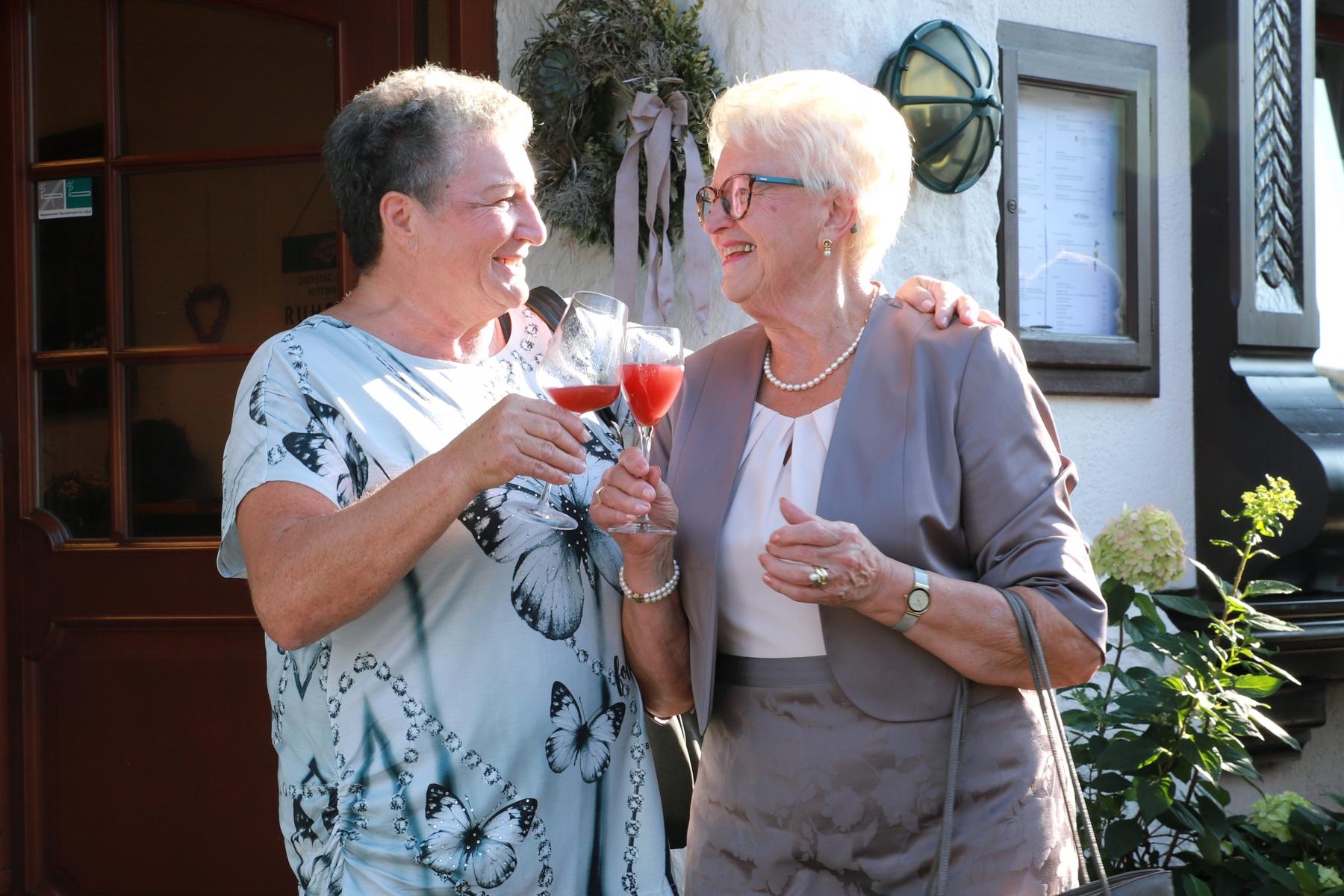 Langjährige Beraterinnen